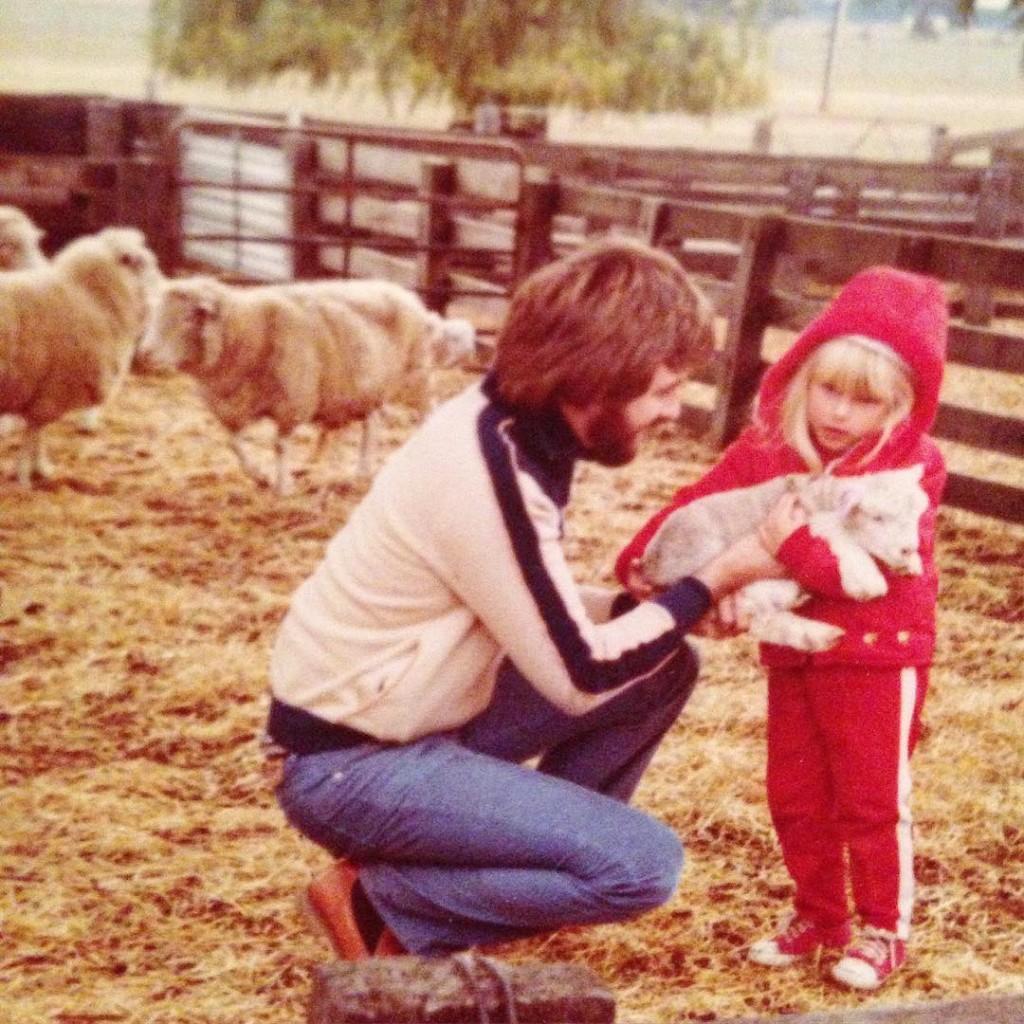 Herbert Peabody Farm life